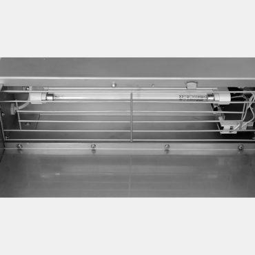Фото 3 - Шкаф для стерильного хранения инструментов ультрафиолетовый.