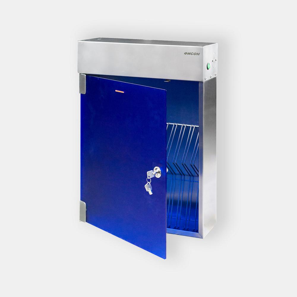 Фото 1 - Шкаф для стерильного хранения инструментов ультрафиолетовый.