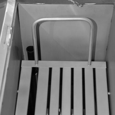 Фото 5 - Стерилизатор для ножей и мусатов СНЭ-50.