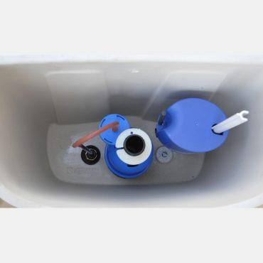 Фото 4 - Система смыва для туалета с педальным приводом, нижний подвод.