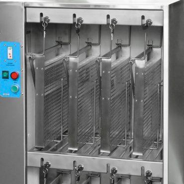 Фото 6 - Шкаф для стерильного хранения ультрафиоллетовый.