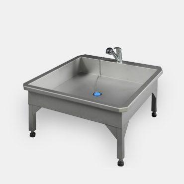 Фото 2 - Ванна техническая низкая.