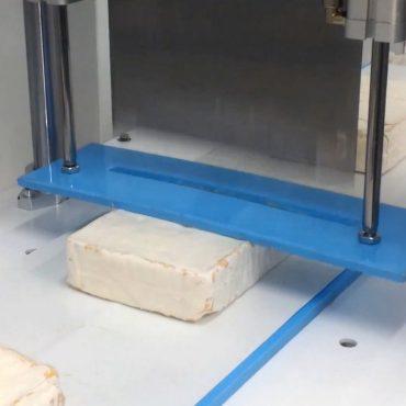 Фото 9 - Сырорезка с лазерным сканированием.